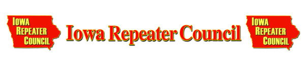 Iowa Repeater Council, Inc  | Repeater Frequency Coordination for